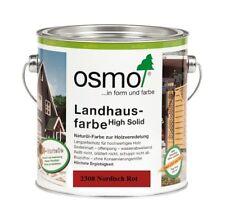 OSMO 2308 Landhausfarbe Nordisch Rot 750 ml