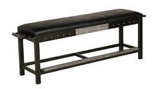 Harley Davidson HD® Spectator Storage Bench For Pool Billiards