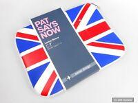 Pat Says Now 7007 Sleeve, Tasche für 7-9 Zoll Netbooks / Tablets, UK Flagge, NEU