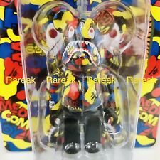 Medicom Be@rbrick 2019 A Bathing Ape Bape Camo Shark 100% Bearbrick