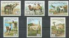 Timbres Animaux Sahara occidental ** lot 26763