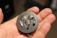 """Dodge chrome center cap hubcap    Part # 07356124620E , 2"""" (50mm)"""