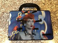 "Vintage ""I Love Lucy"" Collectible Tin Metal Lunchbox"