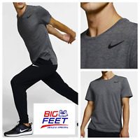 NIKE BREATHE Hyper Dry TECH Dri-Fit Running Training Gym Fitness Workout Shirt