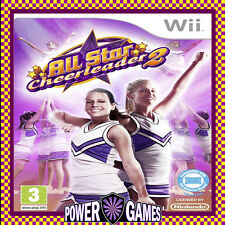 All Star Cheerleader 2 (Nintendo Wii)