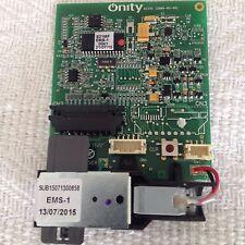 ONITY TESA HT24, ELECTRONIC LOCK MOTHERBOARD, RH100-163, ANTI-THEFT ANTI-HACK