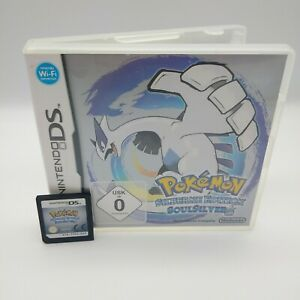 Pokemon soul silver Nintendo Ds/Original