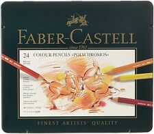 Faber-Castell Buntstifte Polychromos 24er Metalletui