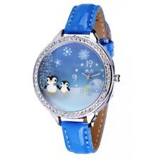 Orologio MINI WATCH 3D ref. MN2034b mod. PINGU donna con palle di neve movibili