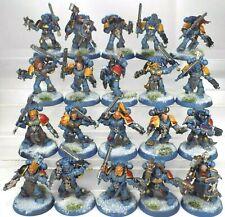Warhammer 40k Space Wolves Space Marines Wolf Grey Hunters pack