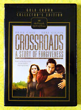 Crossroads: A Story of Forgiveness ~ DVD Video ~ Dean Cain Hallmark TV Movie ~