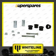 Whiteline Rear Control Arm - Outer Bushing 3deg Camber W62927 Single bolt