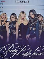 PRETTY LITTLE LIARS - A2 Poster (XL - 42 x 55 cm) - Clippings Fan Sammlung NEU