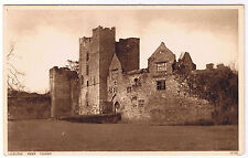 Vintage Postcard - Ludlow. Keep Tower - Photochrom Co Ltd.  Unposted.