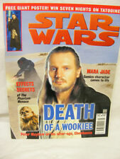 April Star Wars Science Fiction Magazines