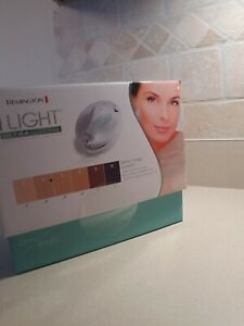 REMINGTON i-LIGHT ULTRA FACE & BODY HAIR REMOVAL SYSTEM. Model IPL6500AFB. New!