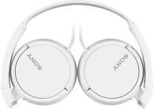 Sony Kopfhörer mit Kabel MDR-ZX 110 W Weiss