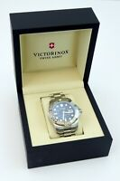 Victorinox Swiss Army Watch Dive Master 500 Black Dial Sapphire Crystal 241037