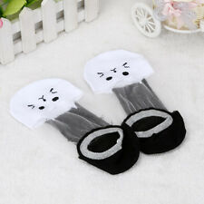 Women Girl Casual Cute Cat Ankle High Low Cut Invisible Cotton Soft Socks
