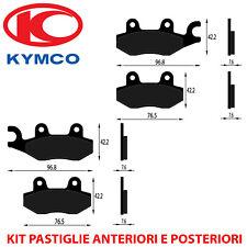 PASTIGLIE FRENO POSTERIORI BREMBO CARBON CERAMIC 07033 KYMCO AGILITY 200 2015