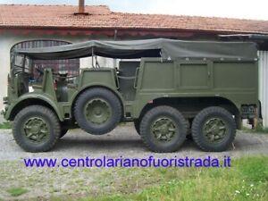 SPA Dovunque mod. 50 è un autocarro pesante fuoristrada prodotto in Italia