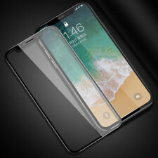 For IPhone 6-11 Pro Max Full Coverage Tempered Glass Screen Protector Accessory