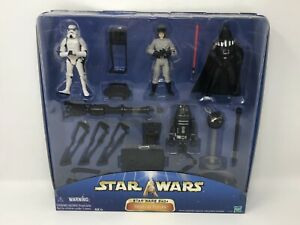 Star Wars Saga Imperial Forces Figure And Accessory Pack 2002 Hasbro