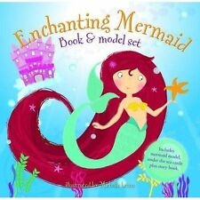 Enchanting Mermaid Book and Model Set by Michelle Breen 9781760061418 A12