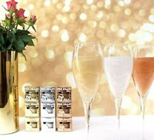 3 x POPABALL DRINK SHIMMERS Non Flavoured 21g each - Bronze, Silver & Gold.