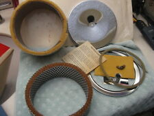 NOS 1960's Holley High Performance Universal Air Cleaner Unit Hot Rod Muscle Car