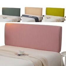 Headboard Slipcover Stretch Bed Head Cover Dustproof Bedside Cover Bedroom Decor