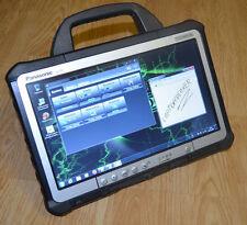 "Panasonic Toughbook CF-D1 ★ TouchScreen 13.3""Zoll ★ 250GB 6GB ★ Fully Rugged TOP"