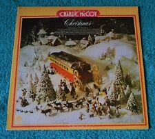 "Charlie McCoy / Christmas / 1974 CBS Records 12""LP"