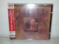 CD MILES DAVIS & MILLER - MUSIC FROM SIESTA - JAPAN OBI - EU PRESS - NUOVO NEW