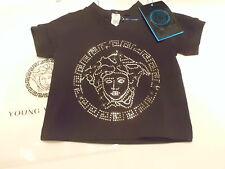 Versace Young  T- Shirt  Medusa  Size 6 Mesi  € 90,00