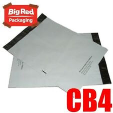 Courier Poly Mailer 350x480mm Bag Satchel x 100 Mailing Post Heavy Duty Envelope