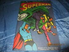 SUPERMAN , Heft 3 , November 1966 , Reprint der 3. deutschen Ausgabe  / DC 1998