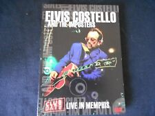 Elvis Costello and the Imposters - Club Date - Live in Memphis DVD