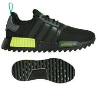 New adidas Originals NMD R1 Trail Hiking Mens athletic sneaker black all sizes