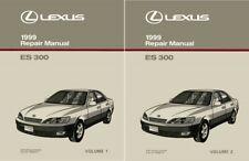 Service Repair Manuals For Lexus Es300 For Sale Ebay