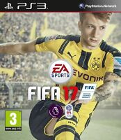FIFA 17  PS3 PlayStation 3 MINT - 1st Class Super FAST DELIVERY
