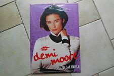 Demi Moore  Kalender 1997 - ovp in Folie - 42,5 x 29,5 cm Posterkalender