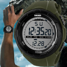 Men Dive Swim Watch SKMEI 2017 LED Digital Outdoor Sports Military Wristwatches