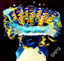 Yorkie Chocolate Bouquet - Sweet Hamper Tree Explosion - Perfect Gift (15 Bars)