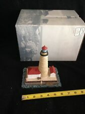 1995 Harbour Lights Lighthouse. Spectacle Reef #410. Euc In Box.
