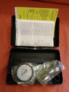 Mitutoyo 513-412-10E DTI 0.0005 Dial Test Indicator
