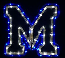 Memphis State Tigers Football Tailgating Window Light LELD CAR and HOME