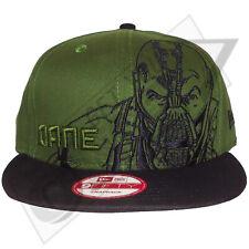 New Era Bane Batman Dark Knight Rises Panel Face 9Fifty Snapback Cap Hat