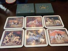 Jason Coasters, D2714, Nostalgic Dogs Rectangle Coasters, New Zealand