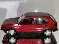 Volkswagen Werbemodell VW Golf II 5-türig von Schabak - 2.Wahl